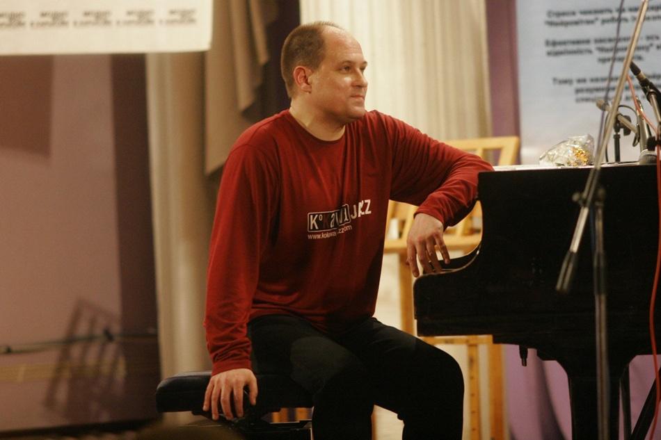 Сергей Давыдов выступит с джазовым квартетом